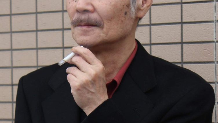 """L'écrivain Ryô Hara, auteur du roman """"La Petite Fille que j'ai tuée"""". (HATAKAWA PUBLISHING CORPORATION)"""