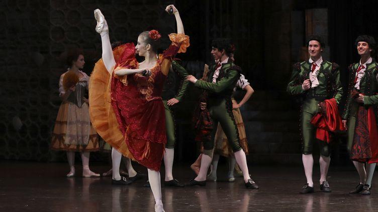 Myriam Ould Braham dans Don Quichotte  (Svetlana Loboff/Opéra national de Paris)