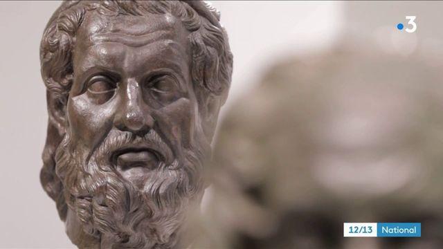 Pas-de-Calais : Homère mis à l'honneur au Louvre-Lens