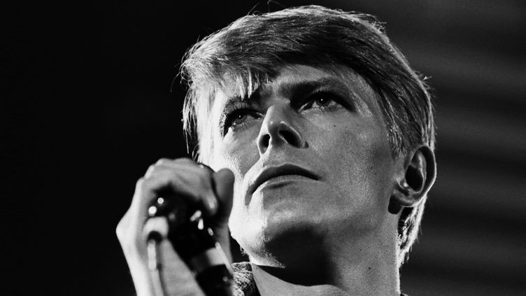 Le regretté David Bowie (ici en 1978), disparu le 10 janvier 2016, à l'âge de 69 ans.  (George Rose / Getty Images)