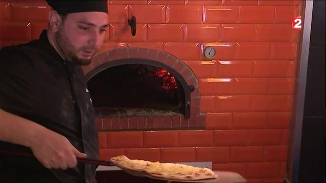 La pizza séduit les Français