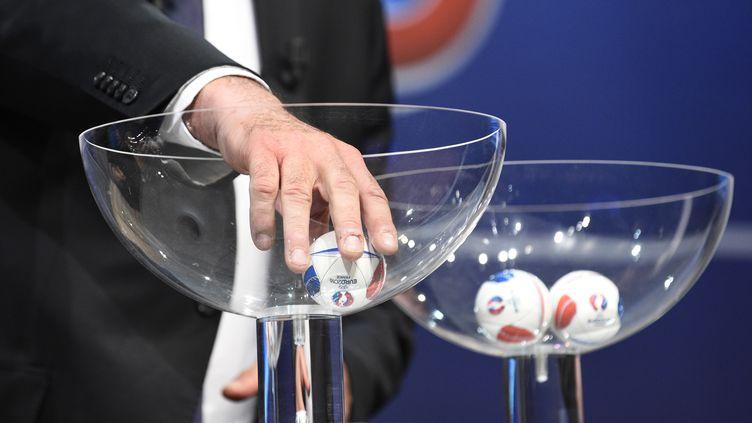 Le tirage au sort de l'Euro 2016