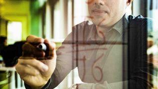 """Simon Cauchemez, directeur de l'unité """"modélisations mathématiques des maladies infectieuses"""" à l'Institut Pasteur. (FRANÇOIS GARDY / INSTITUT PASTEUR)"""