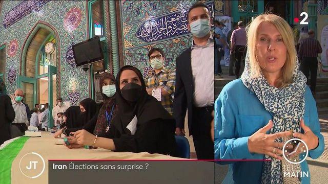 Iran: vers la victoire d'un conservateur à la présidentielle?