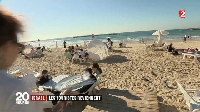Israël : le retour des touristes