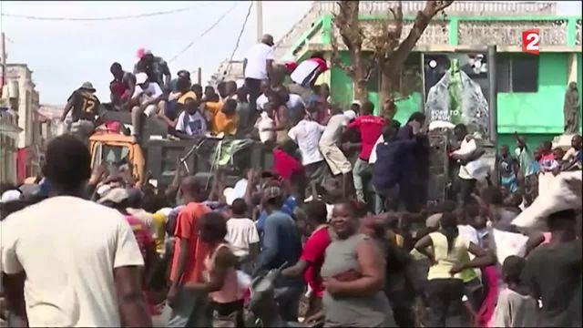 Haïti : la lente rémission