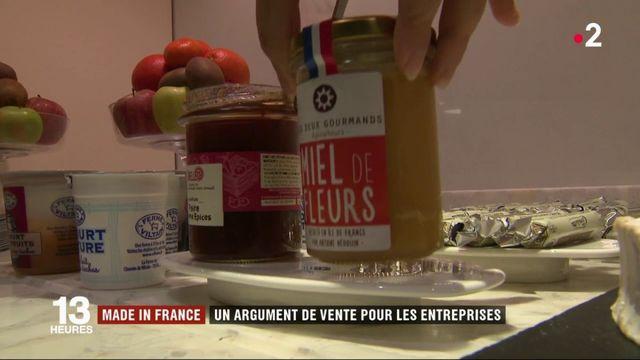 """Le """"made in"""" France devient un argument de vente pour les entreprises"""