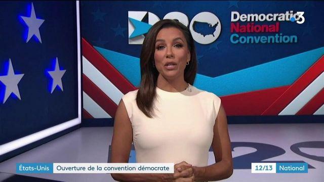 Présidentielle américaine : ouverture de la convention démocrate