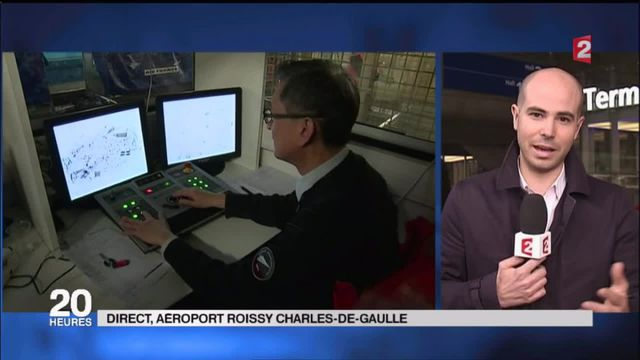 Crash du MS804 d'EgyptAir : la gendarmerie et les services de renseignement enquêtent à Roissy