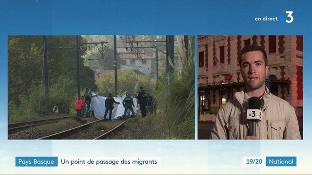 Migrants : le Pays basque est une porte d'entrée vers l'Europe