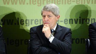 Bruno Gazeau, président de laFédération nationale des associations d'usagers des transports, le 2 novembre 2010. (MAXPPP)