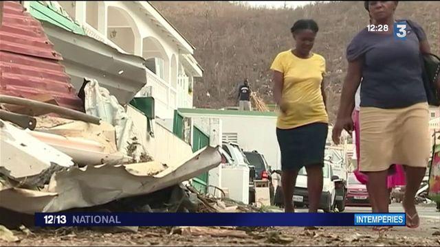 À Saint-Martin, les habitants s'unissent pour nettoyer leur île