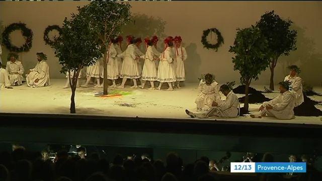 Le Requiem de Mozart ouvre le festival d'Aix-en-Provence