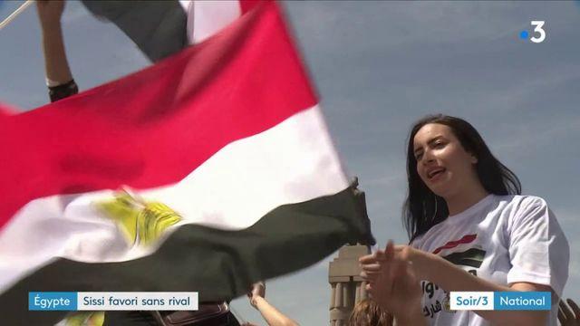 Egypte : une présidentielle jouée d'avance pour Al-Sissi