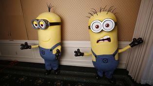 """Le film d'animation """"Moi, moche et méchant 2"""" termine en tête du classement annuel français en 2013, avec 4,6 millions d'entrées. (MARIO ANZUONI / REUTERS)"""