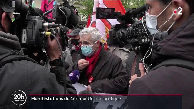1er-Mai : un défilé politique pour la fête du Travail