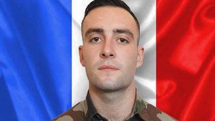 Ronan Pointeau, un militaire de 24 ans, a été tué samedi 2 novembre lors d'une opération au Mali. L'attentat a été aussitôt revendiqué par le groupeÉtat islamique. (france 3)