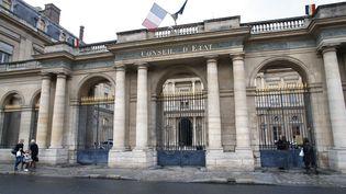 Le Conseil d'Etat à Paris, le 9 janvier 2014 (photo d'illustration). (THOMAS SAMSON / AFP)