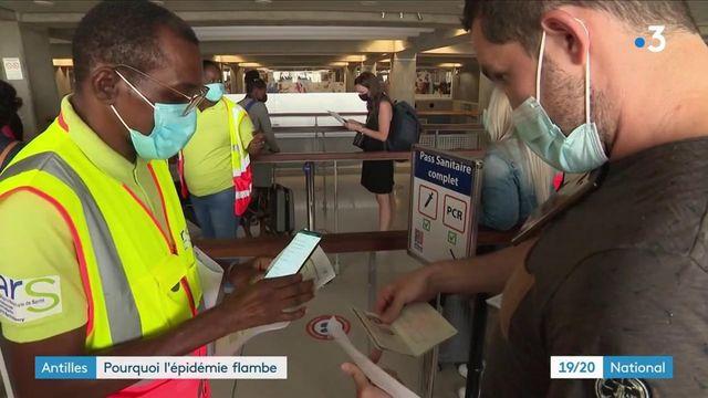 Covid-19 : la Guadeloupe se reconfine face à la flambée de nouveaux cas