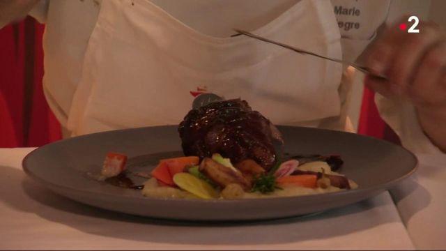 Gastronomie : la souris d'agneau, plat noble par excellence