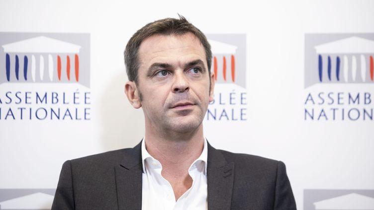 Olivier Veran en octobre 2019. (ALEXIS SCIARD / MAXPPP)