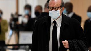 Hervé Temime, le 23 novembre 2020, à Paris. (BERTRAND GUAY / AFP)