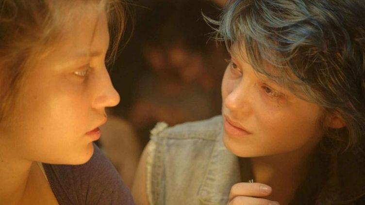 """Image extraite du film """"La vie d'Adèle"""".  (Abaca Wild Bunch Distribution)"""