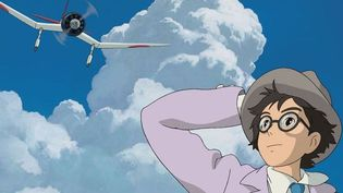 Le film raconte l'histoire d'un ingénieur aéronautiqe  (Studio Ghibli)