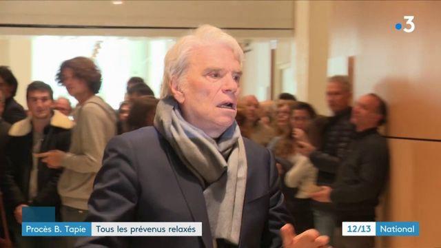 Procès Bernard Tapie : tous les prévenus relaxés