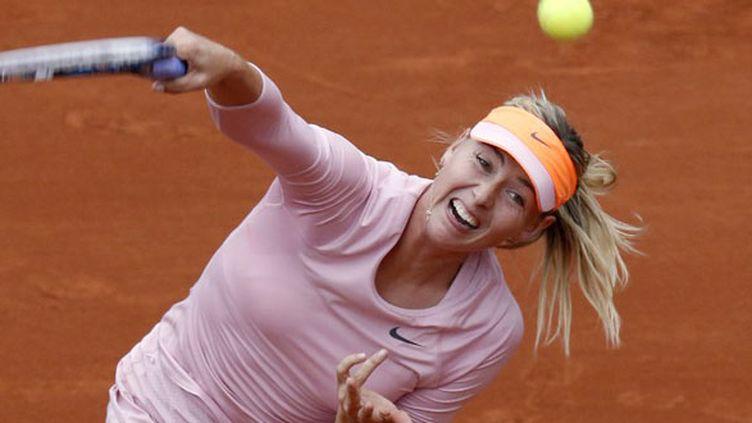 La Russe Maria Sharapova