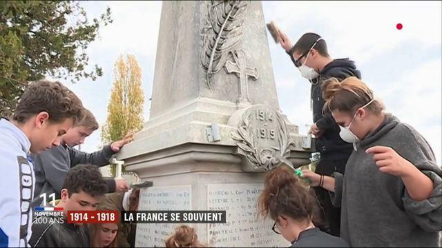 Grande Guerre : la France se souvient