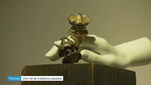 Une exposition consacrée au joaillier orfèvre Jean Boggio au Musée des Tissus de Lyon