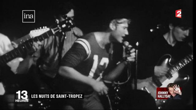 Johnny Hallyday va beaucoup manquer à Saint-Tropez
