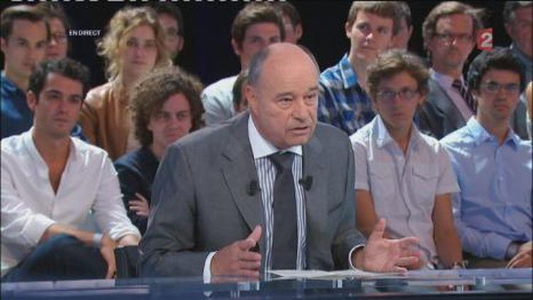 Jean-Michel Baylet (France 2)