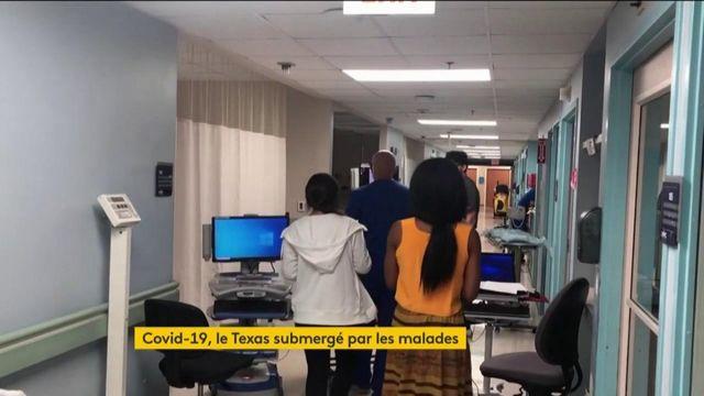 États-Unis : le Texas touché de plein fouet par le coronavirus