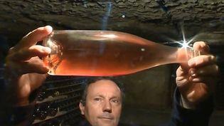 Le crémant est devenu le concurrent sérieux du champagne. (FRANCE 3)