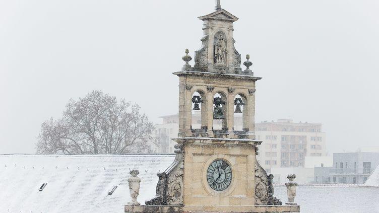 LaChapelle Sainte-Croix-de-Jerusalem à Dijon (Côte-d'Or). Photo d'illustration. (TARDIVON JC / MAXPPP)