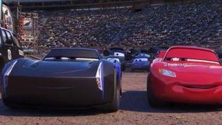 """Le troisième volet de la saga """"cars"""" sort sur les écrans (FRANCE 3)"""