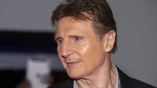 L'acteur britannique Liam Neeson à Toronto (Canada) le 9 septembre 2018  (Geoff Robins / AFP)