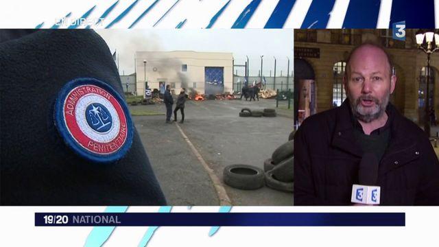 Mouvement des surveillants de prison : les syndicats claquent la porte des négociations