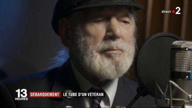 Débarquement : la chanson d'un vétéran britannique se hisse en tête des ventes au Royaume-Uni