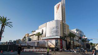 Hollywood Boulevard, à Los Angeles, le 7 février 2020. (REX/SIPA / SHUTTERSTOCK)