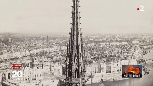 Notre-Dame de Paris : les secrets de la flèche partie en fumée