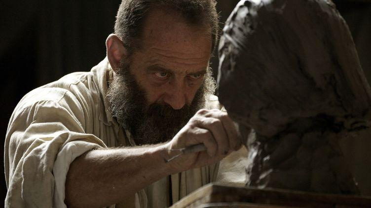 """Vincent Lindon dans """"Rodin"""" de Jacques Doillon  (LES FILMS DU LENDEMAIN / WILDBUNCH)"""
