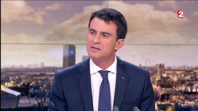 Valls sur France 2 explique le nouveau texte de la loi sur le travail
