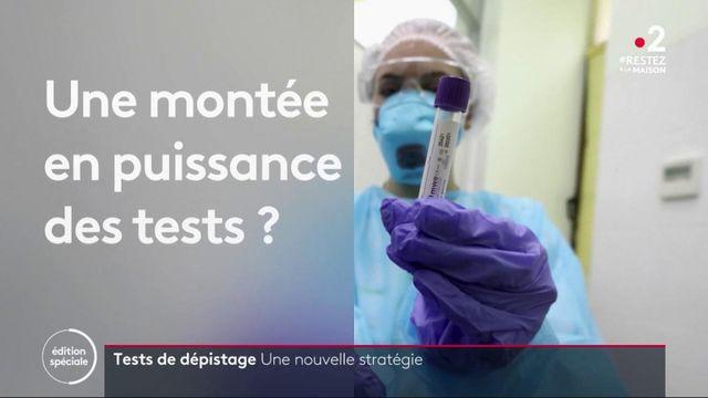 Tests de dépistage : une nouvelle stratégie ?