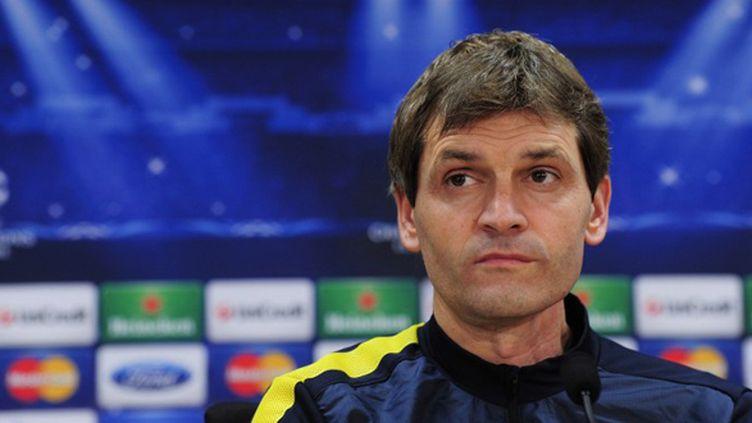 Tito Vilanova (Barcelone) (JOSEP LAGO / AFP)