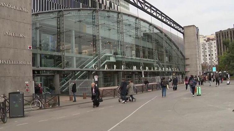 Vacances de la Toussaint :préavis de grève illimité de la SNCF (France 2)