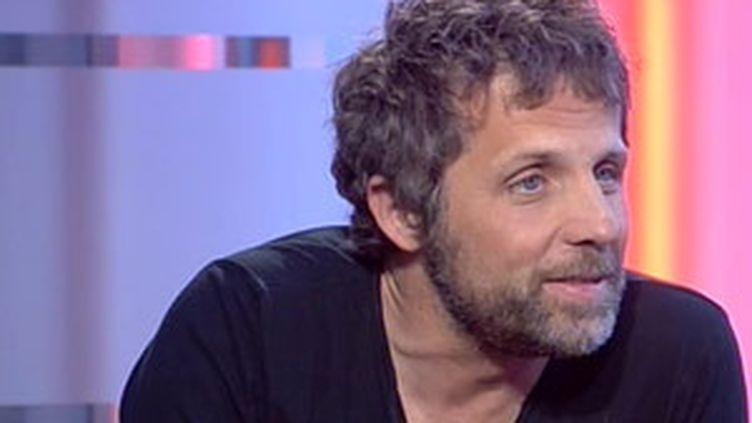 L'humoriste et chroniqueur politique sur France Inter, Stéphane Guillon (France 2)