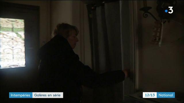 Intempéries : après les inondations, la neige en Seine-et-Marne